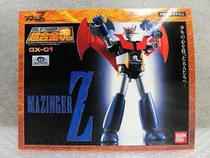 バンダイ 超合金魂 GX-01 マジンガーZ 買取