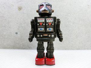 ブリキ ロボット スーパースペースジャイアント ジャンク 買取