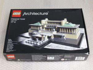 未組立品 LEGO 帝国ホテル アーキテクチャー 買取