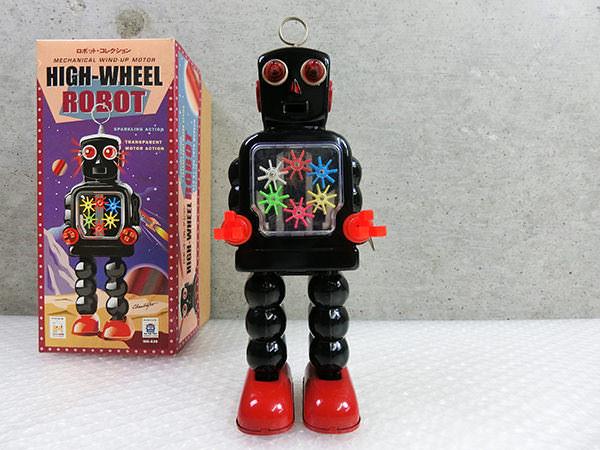 HIGH-WHEEL ROBOT1