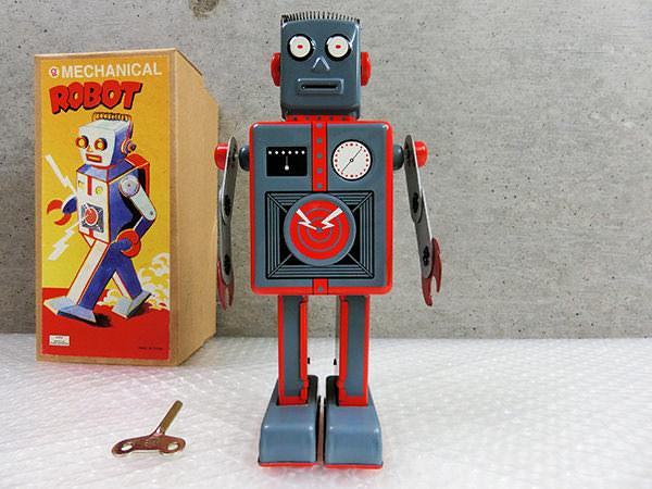 メカニカルロボット1
