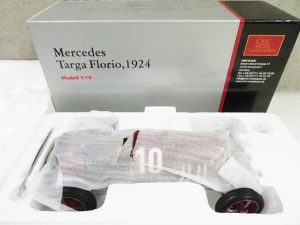 CMC ミニカー Mercedes Targa Florio 1924 M-048 買取