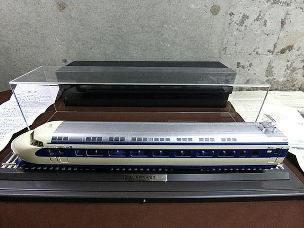 新幹線模型1