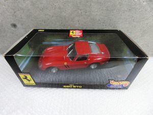 ホットウィール ミニカー 1962 250 GTO フェラーリ 買取