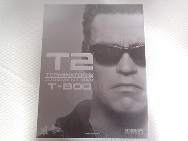 ターミネーター2 1/6フィギュア T-800 ムービー・マスターピース 1