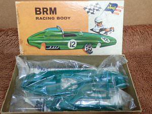 Revell レベル 組立式ミニカー 1/24 BRM レーシングボディ 買取