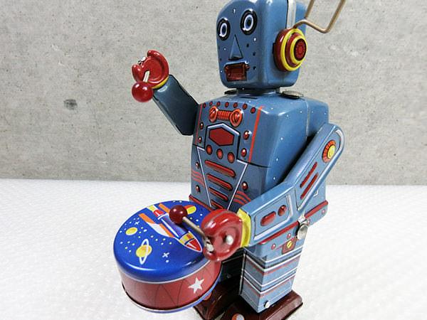 ミュージカル ドラマー ロボット3