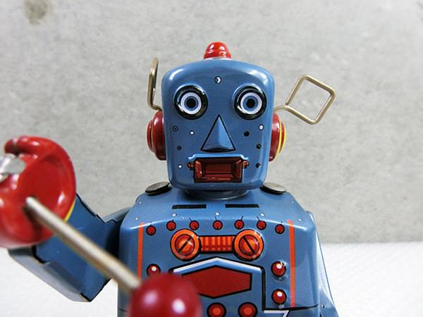 ミュージカル ドラマー ロボット2