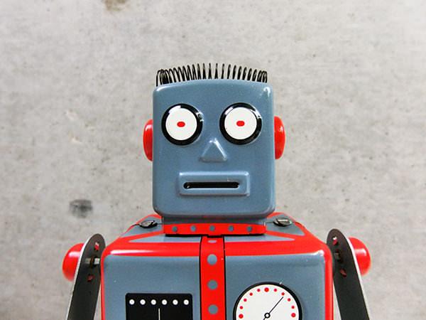 メカニカルロボット2