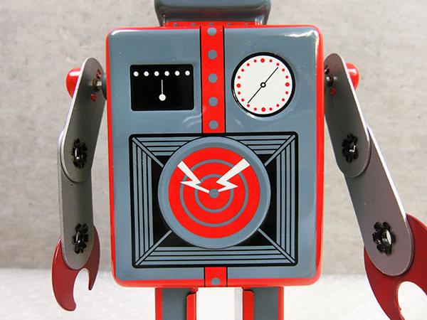メカニカルロボット3