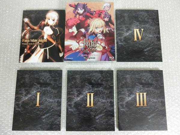 Fate/stay night Blu-ray Box 完全生産限定版2