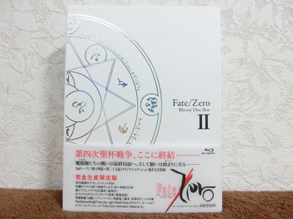 Fate/Zero Blu-ray Box 2 完全生産限定版1