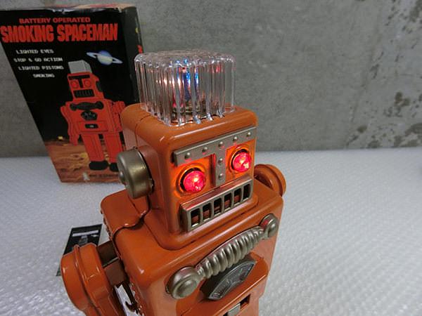 スモーキングスペースマン オレンジ2