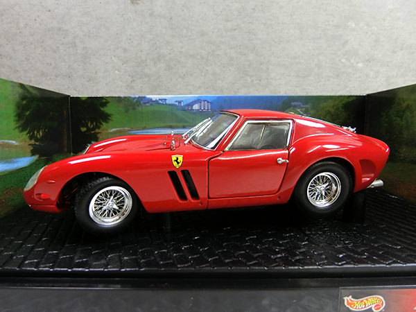 1962 250 GTO フェラーリ2