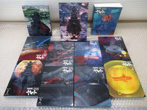 宇宙戦艦ヤマト2199 追憶の航海 星巡る方舟 DVD 全7巻セット 絵コンテ付き 買取