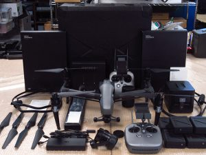 DJI ドローン INSPIRE2 インスパイア2 T650A  ZENMUSE X5S ジンバルカメラ