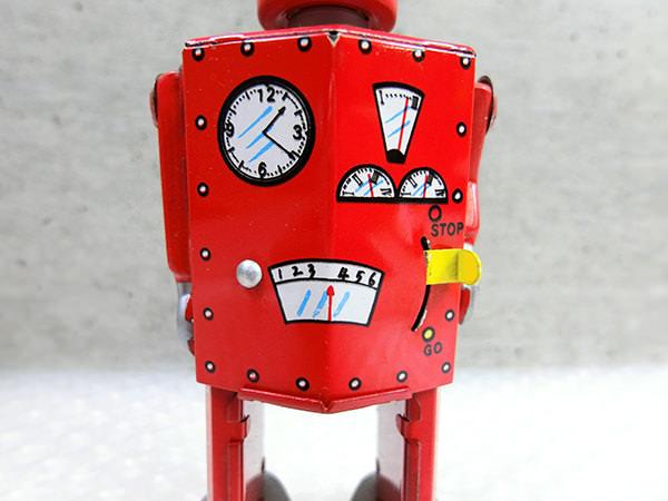 ブリキロボット3